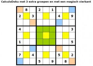 HIQ-Matching Sudoku zomer 2014