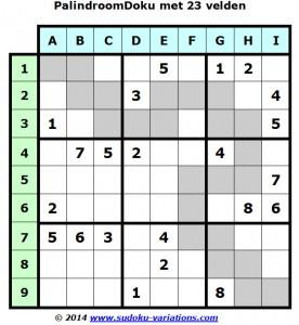 HIQ Sudoku sept-okt 2014